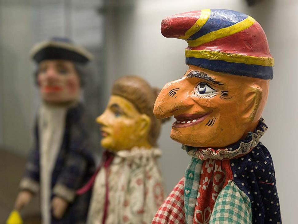 Puppenmuseum Tecklenburg (Foto: Werner Stapelfeldt)