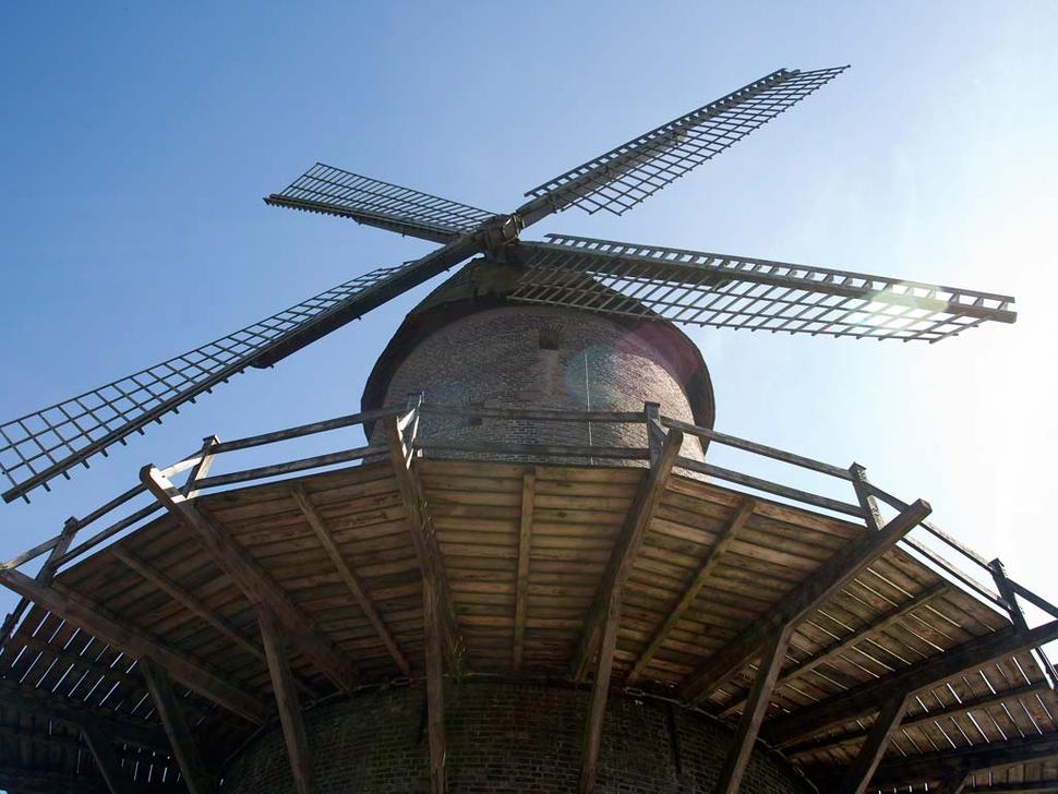 Turmwindmühle Werth (Foto: Bernd Hegert)