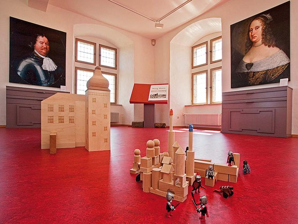 Burgmuseum Horn (Foto: Stefan Ziese)