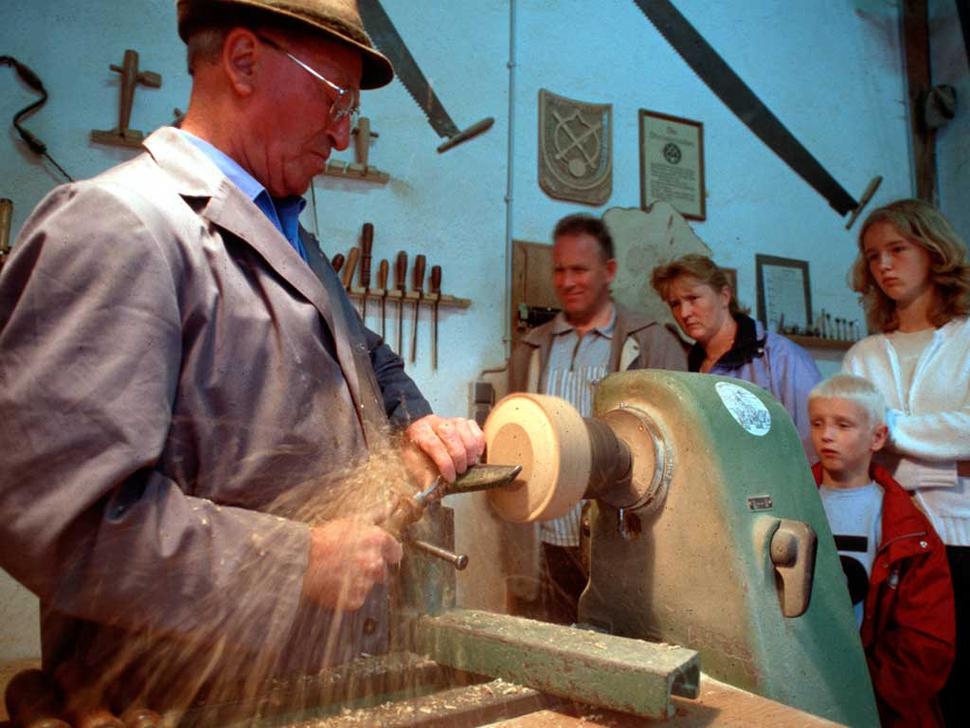 Heimatmuseum Dreggestobe, Medebach (Foto: Lars Langemeier)
