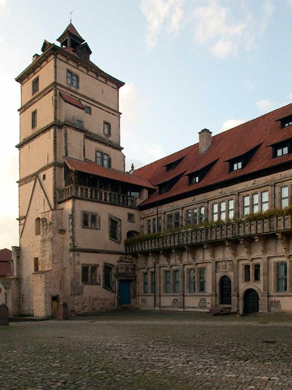 Weserrenaissance Museum, Lemgo (Foto: Bernd Hegert)