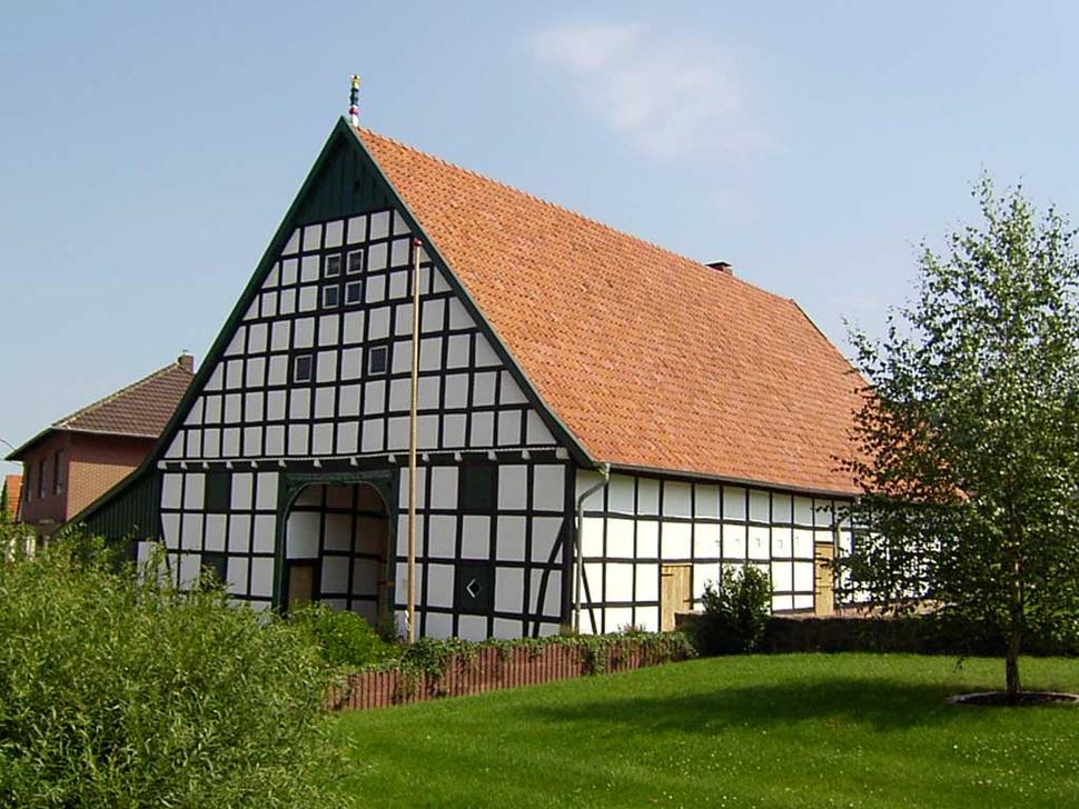 Heimathaus Gehlenbeck, Lübbecke (Foto: Heimatverein Gehlenbeck)