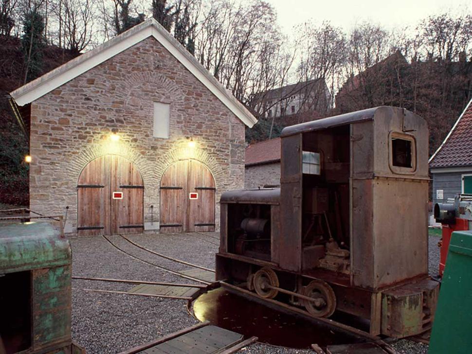 Grubenbahn Theresia, Witten (Foto: Werner Stapelfeldt)