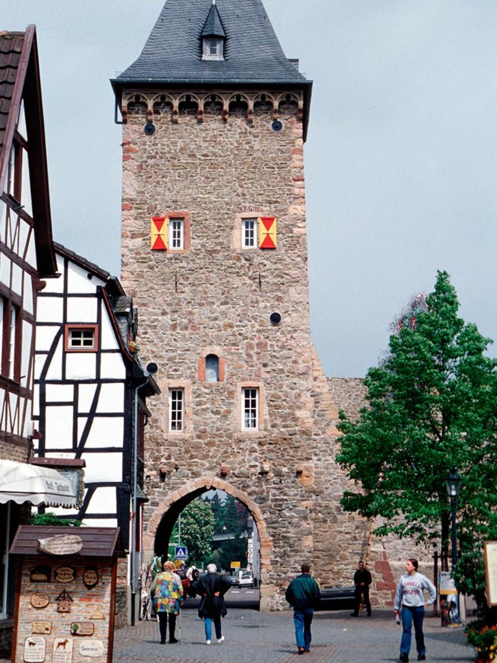 Werther Tor, Bad Münstereifel (Foto: Werner Stapelfeldt)
