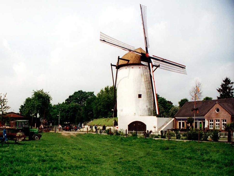 Steprather Mühle, Geldern (Foto: Archiv NRW-Stiftung)