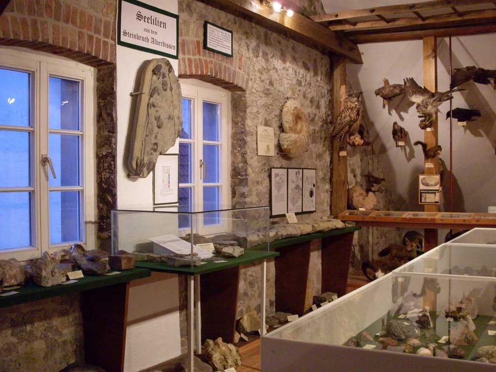Heimatmuseum, Barntrup (Foto: Bernd Tünnermann)