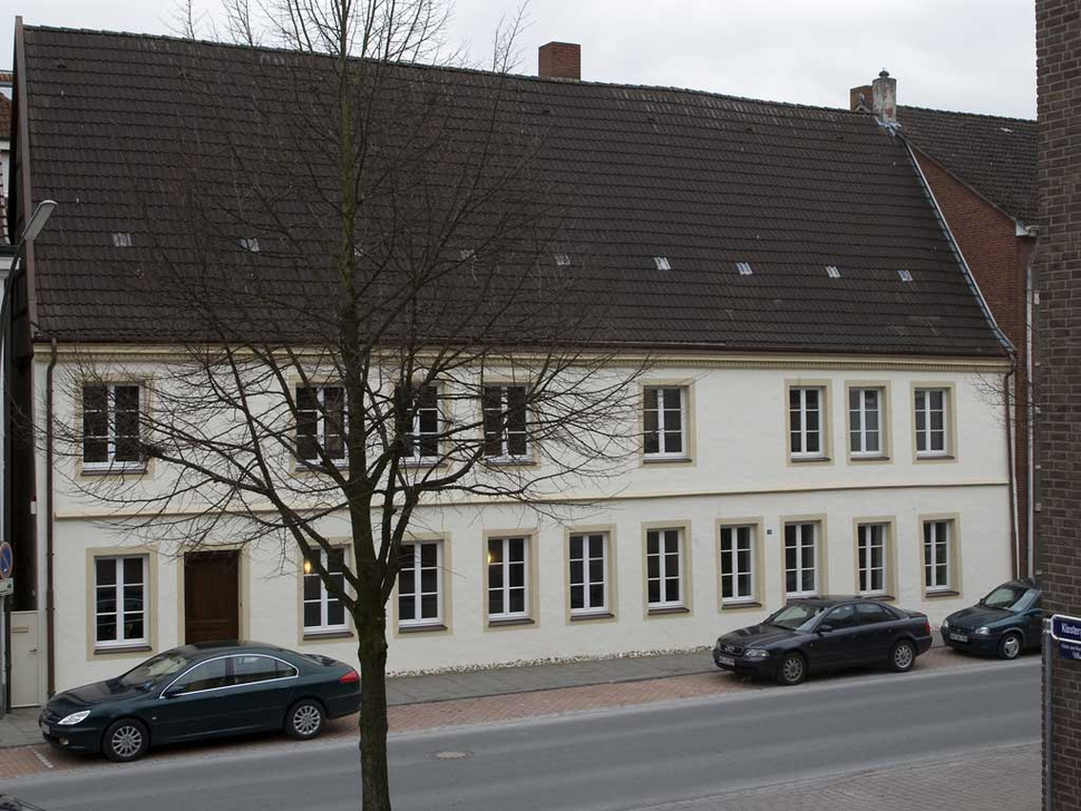 Beckum Dormitorium Blumenthal, Beckum (Foto: Bernd Hegert)