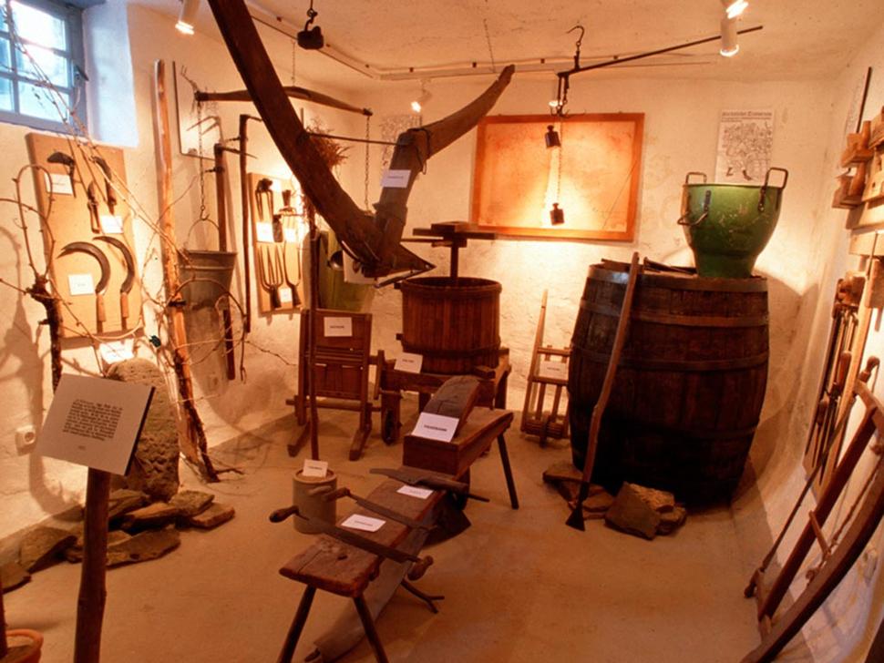 Turmmuseum und Weinbaumuseum, Hennef (Foto: Lars Langemeier)