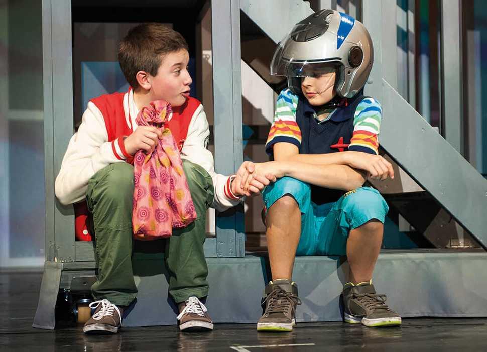 Junges Theater Bonn Programm