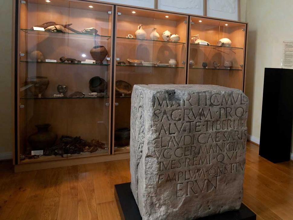 Museum Forum Arenacum, Kleve (Foto: Bernd Hegert)