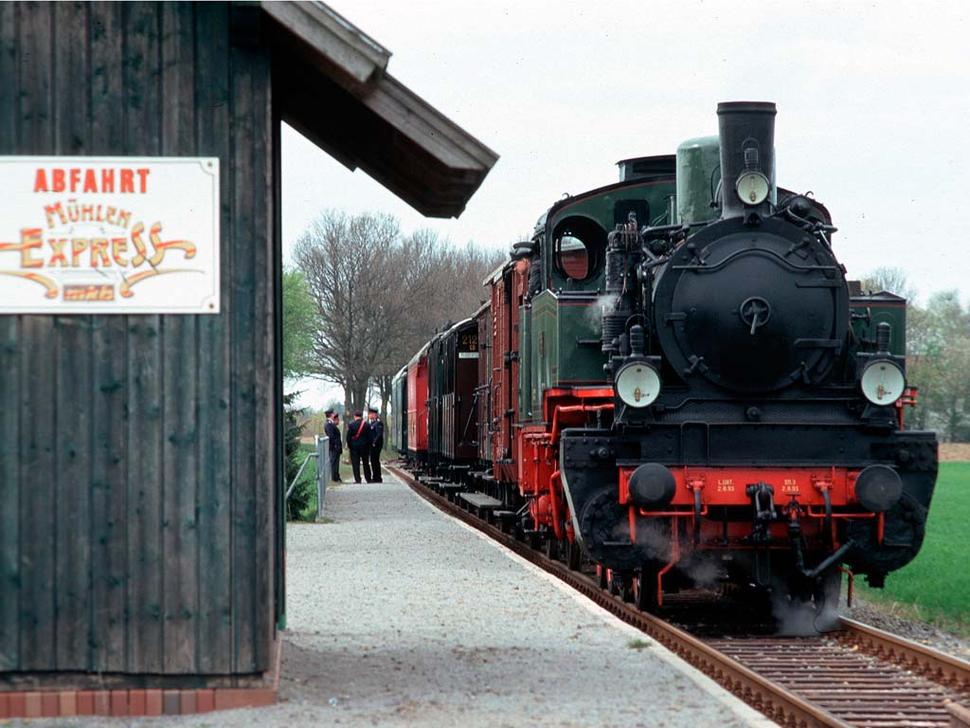 Museumseisenbahn Minden (Foto: R. Schmitz)