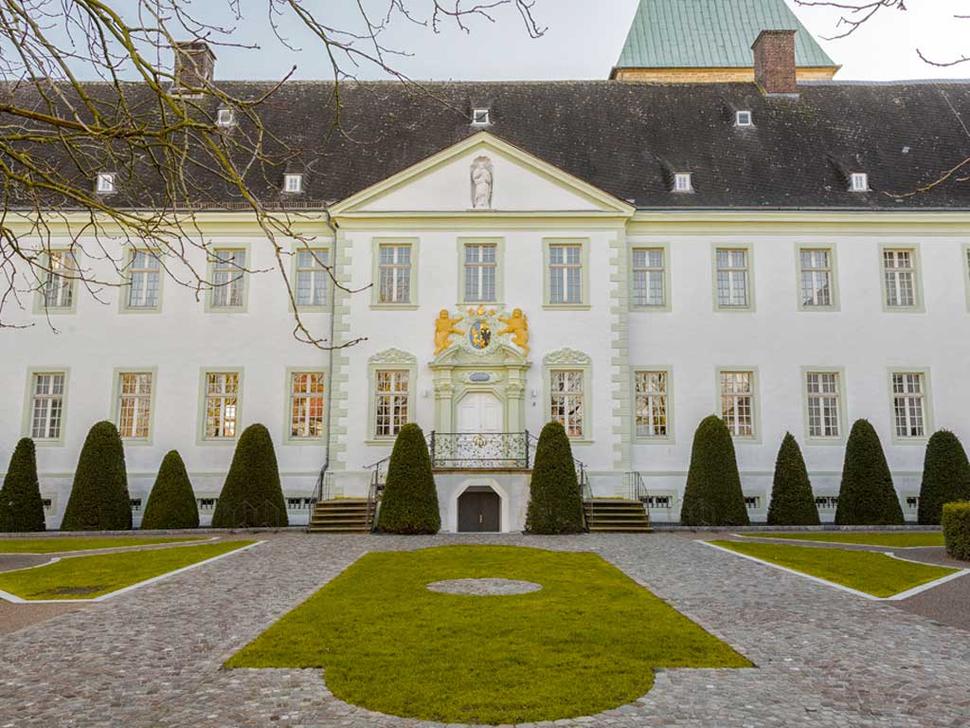 Abtei Liesborn, Wadersloh (Foto: Museum Abtei Liesborn)