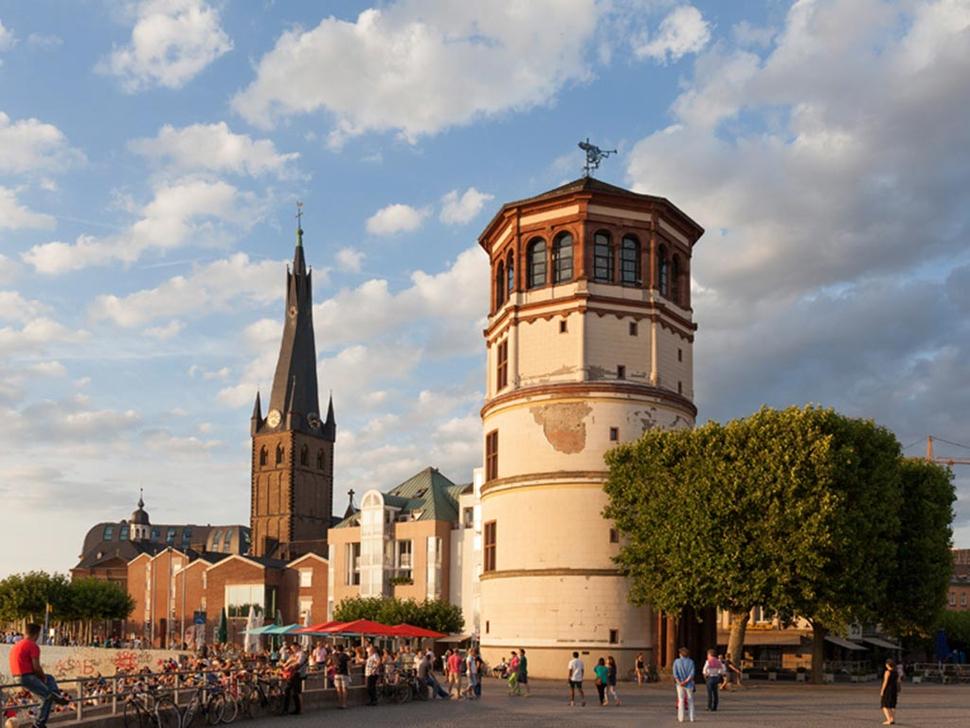 Schifffahrtmuseum Düsseldorf. Foto: Werner Stapelfeldt