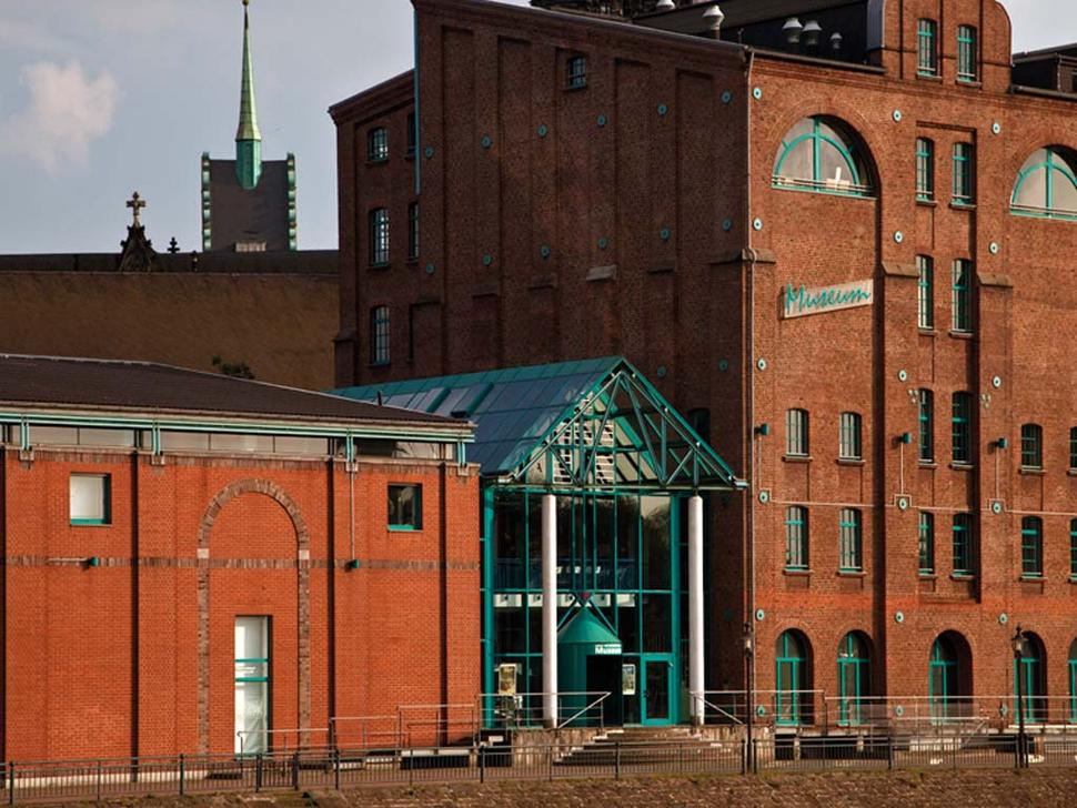 Kultur- und Stadthistorisches Museum, Duisburg (Foto: Stefan Ziese)