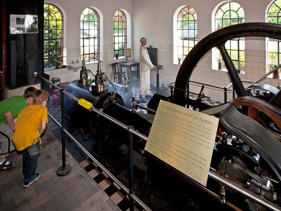 Technikmuseum Freudenberg Foto: Stefan Ziese)
