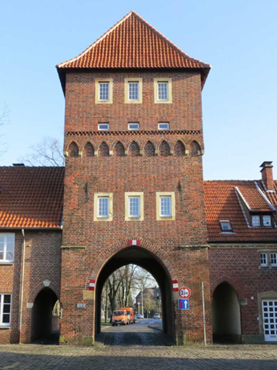 Stadtmuseum Coesfeld DAS TOR, (Foto: NRW-Stiftung)