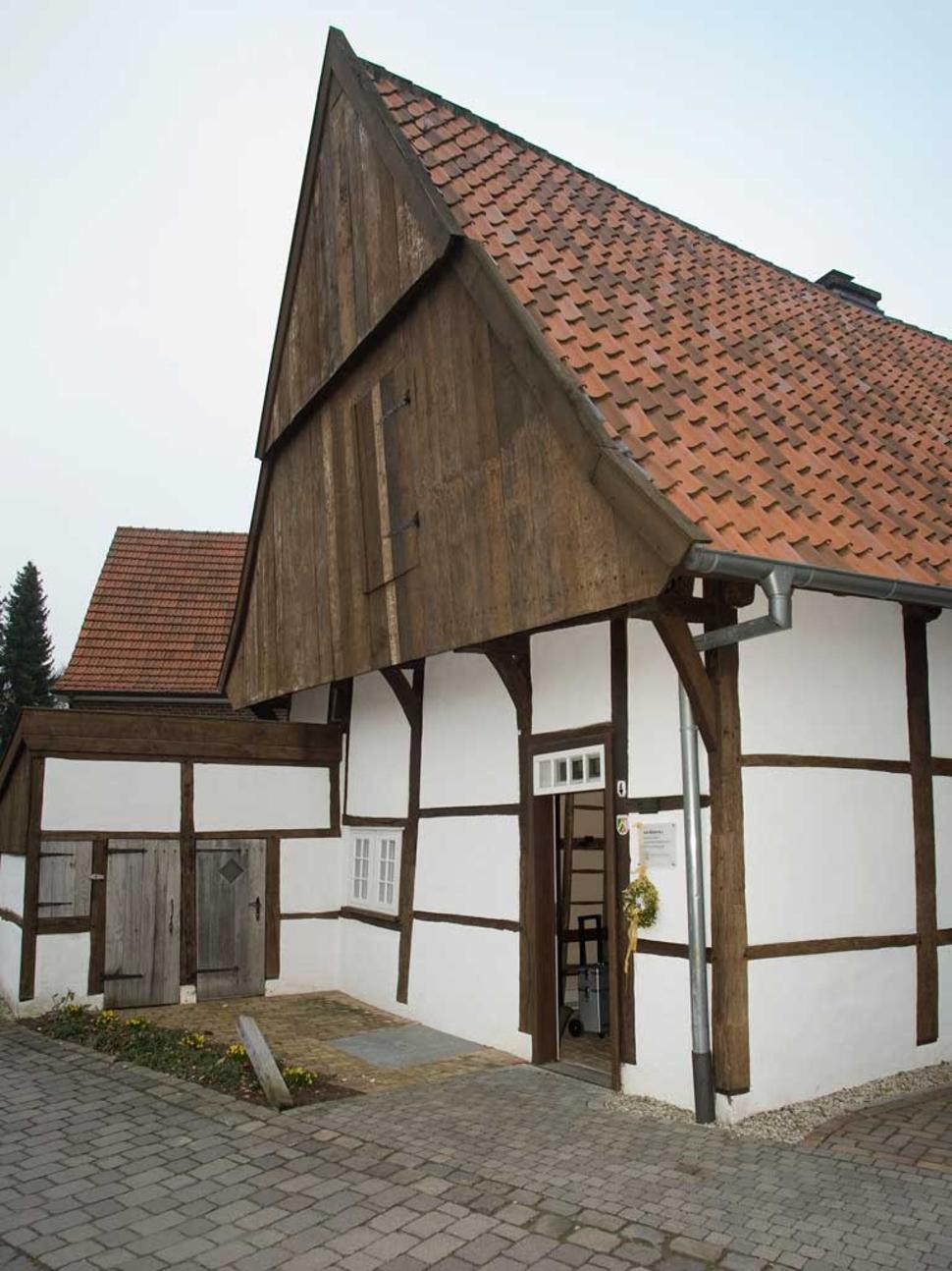 Ackerbürgerhaus, Steinfurt (Foto: Bernd Hegert)