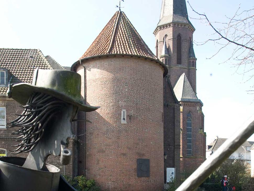 Stadtturm Isselburg (Foto: Bernd Hegert)