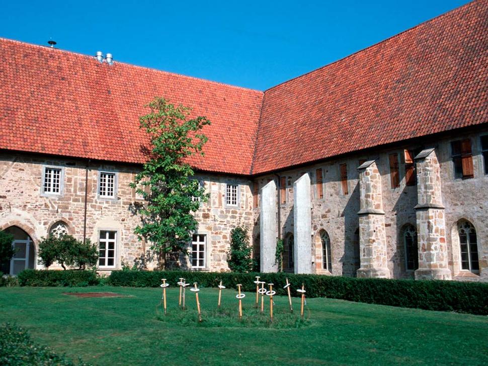 Kloster Bentlage (Foto: Werner Stapelfeldt)