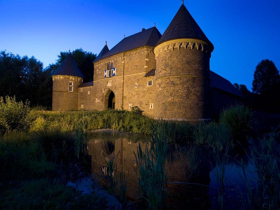 Burg Vondern (Foto: Bernd Hegert)