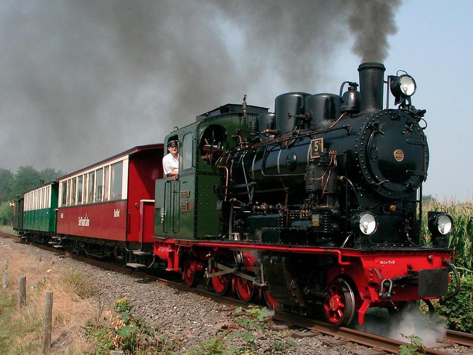 Kleinbahnmuseum, Gangelt (Foto: Archiv NRW-Stiftung)