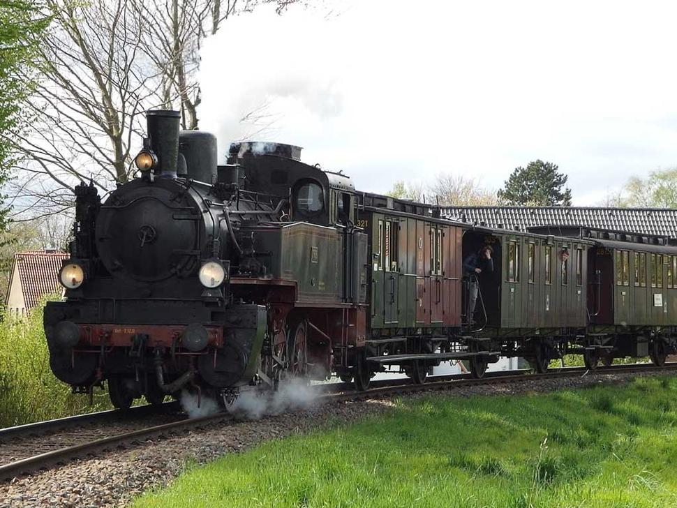 Museumseisenbahn Minden (Foto: Ingrid Schütte)