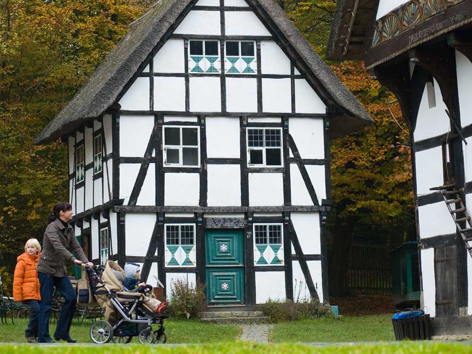 Bauernhausmuseum, Bielefeld (Foto: Werner Stapelfeldt)