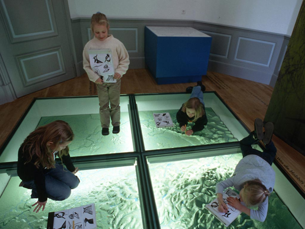 Museum für Naturkunde Düsseldorf (Foto: Lars Langemeier)