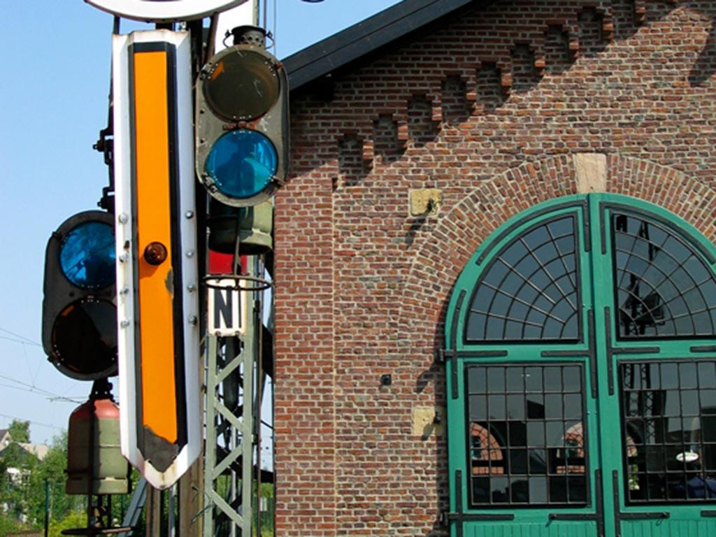 Eisenbahnmuseum Erkrath (Foto: Archiv NRW-Stiftung)