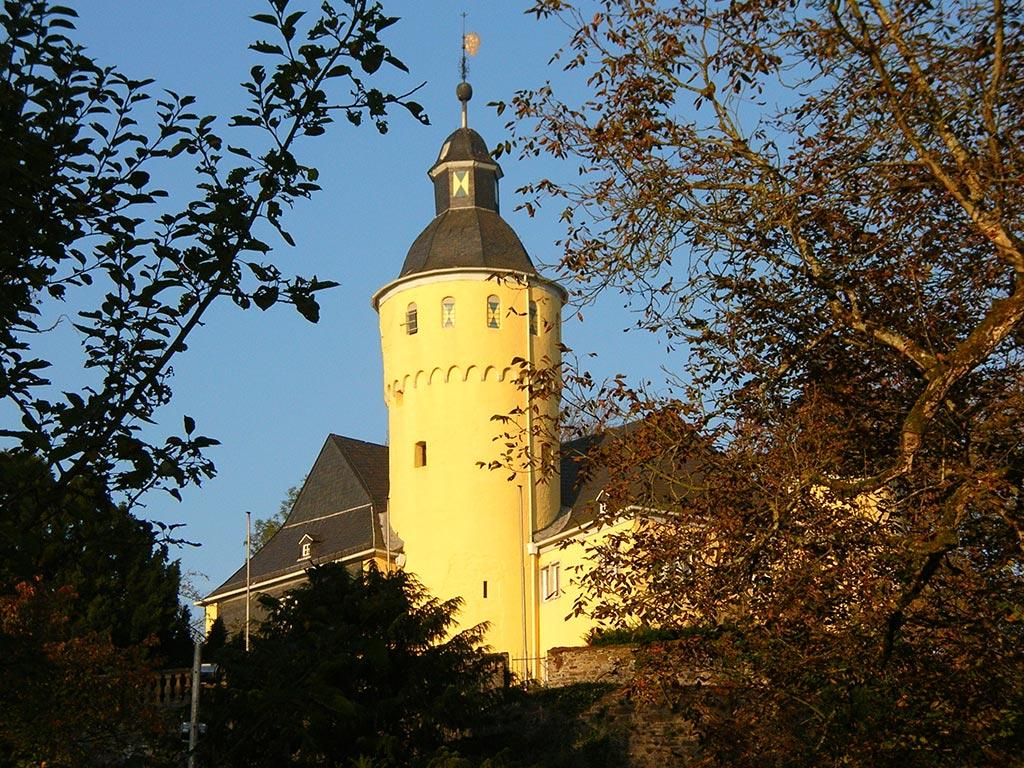 Schloss Homburg, Nümbrecht (Foto: Biostation Oberberg)