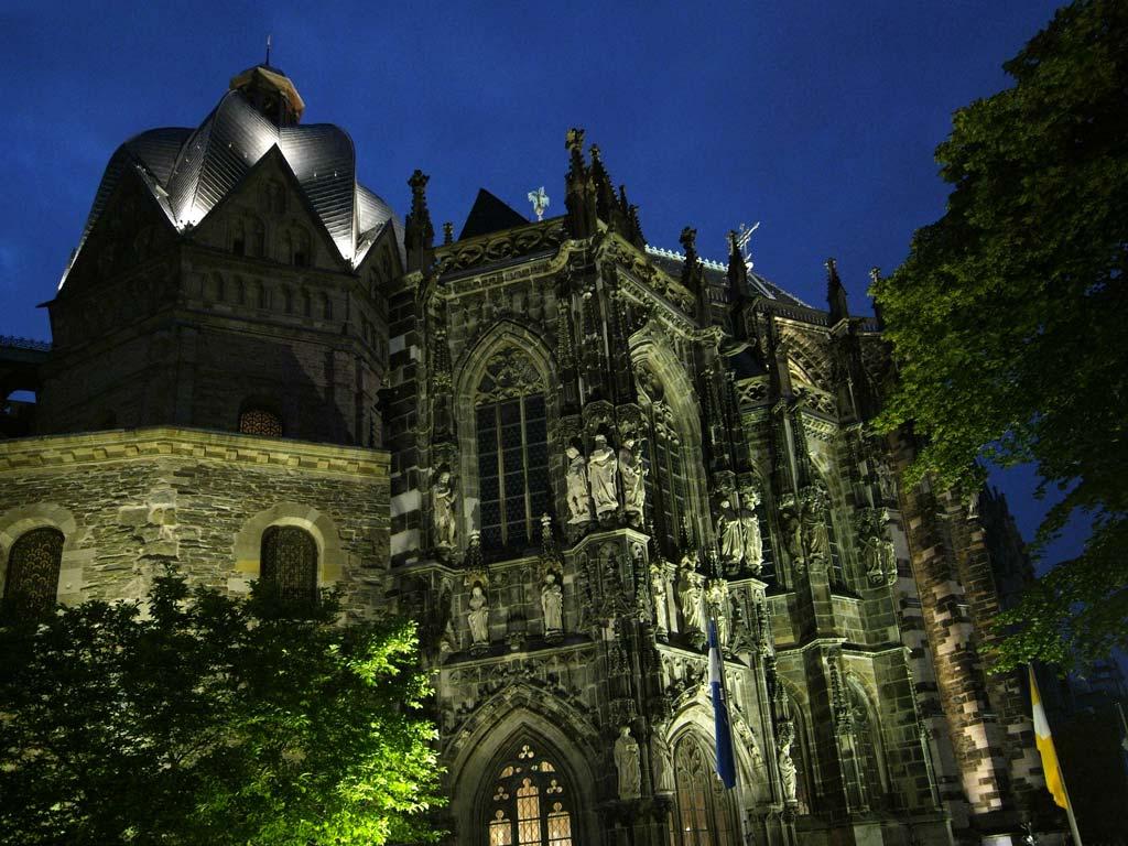 Domschatzkammer des Aachener Doms