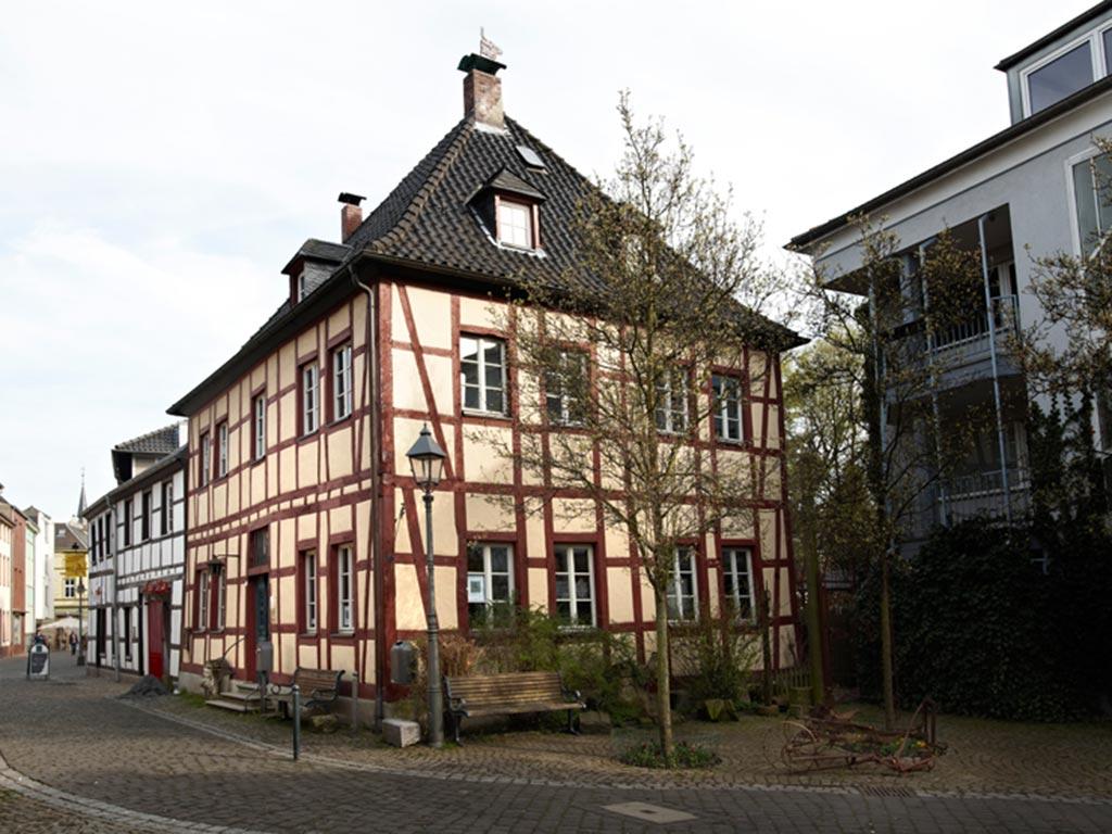 Museum für Alltagsgeschichte, Brühl (Foto: Lars Langemeier)