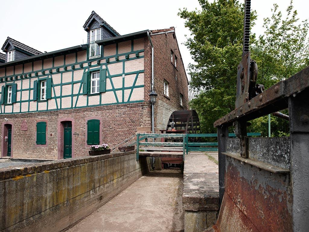 Gymnicher Mühle, Erftstadt (Foto: Lars Langemeier)