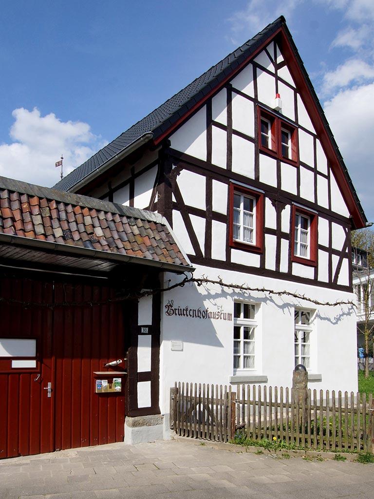 Brückenhofmuseum, Königswinter (Foto: Rainer Schmitz, Heimatverein Oberdollendorf und Römlinghoven e.V.)