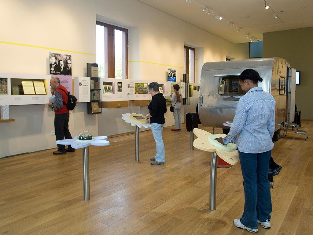 Museum zur Naturschutzgeschichte, Königswinter (Foto: Bernd Hegert)
