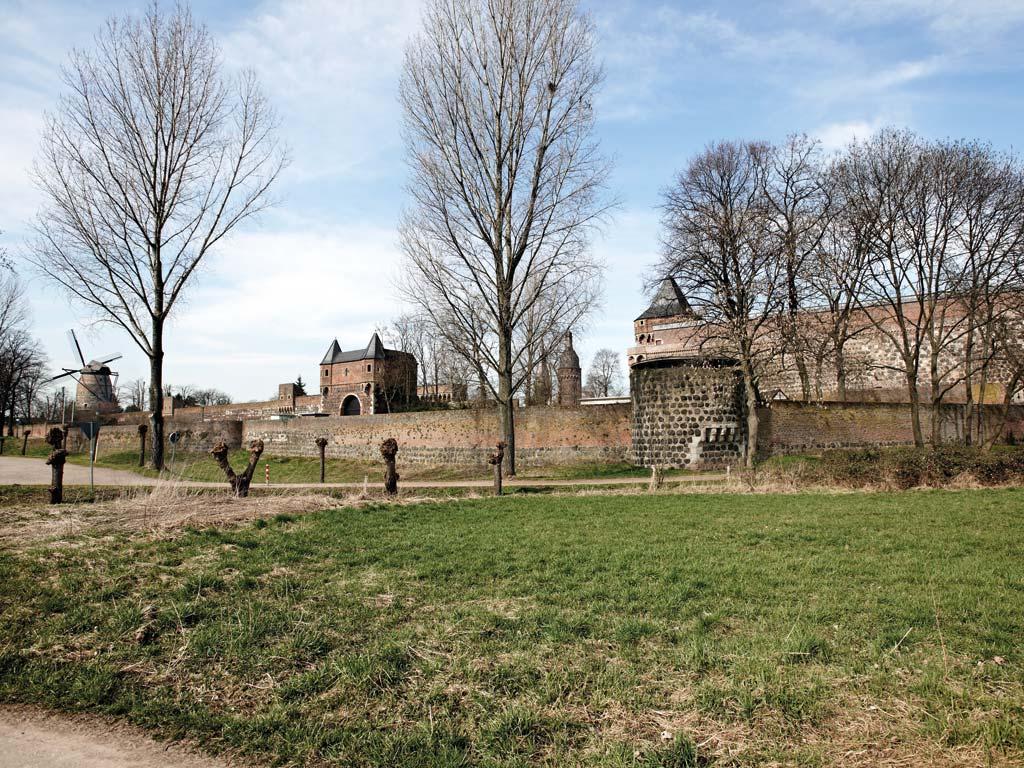 Hist. Windmühle Stadt Zone (Foto: Lars Langemeier)