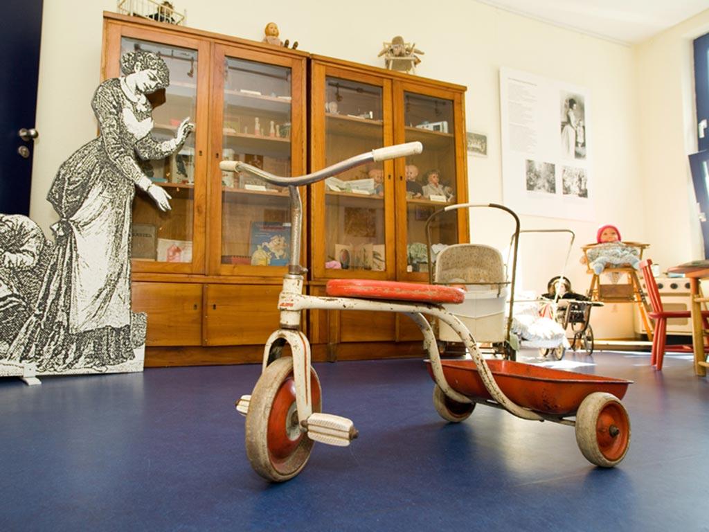 Kindergartenmuseum, Bergisch Gladbach (Foto: Werner Stapelfeldt)