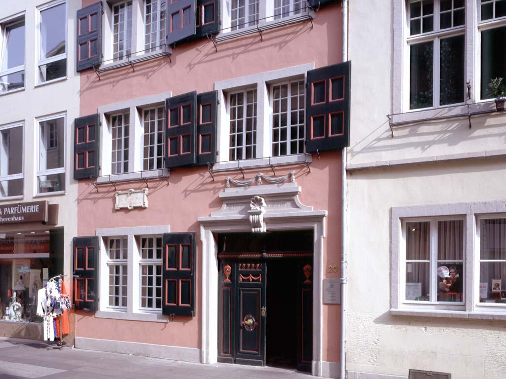 Beethoven-Haus, Bonn