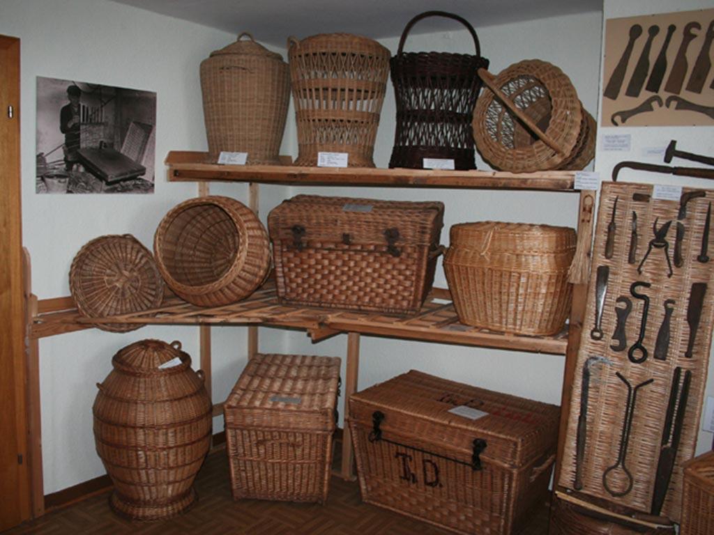 Korbmachermuseum, Hückelhofen (Foto: Rurtal Korbmacher e.V.)