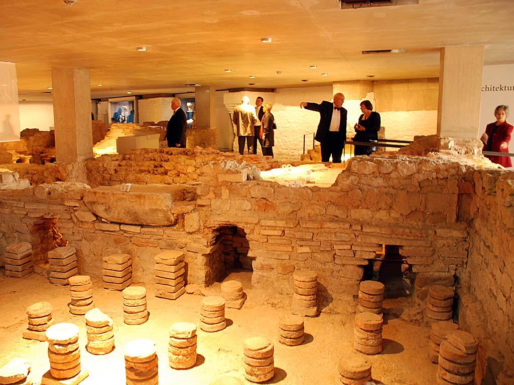 Museum der Badekultur (Foto: Römerthermen Zülpich)