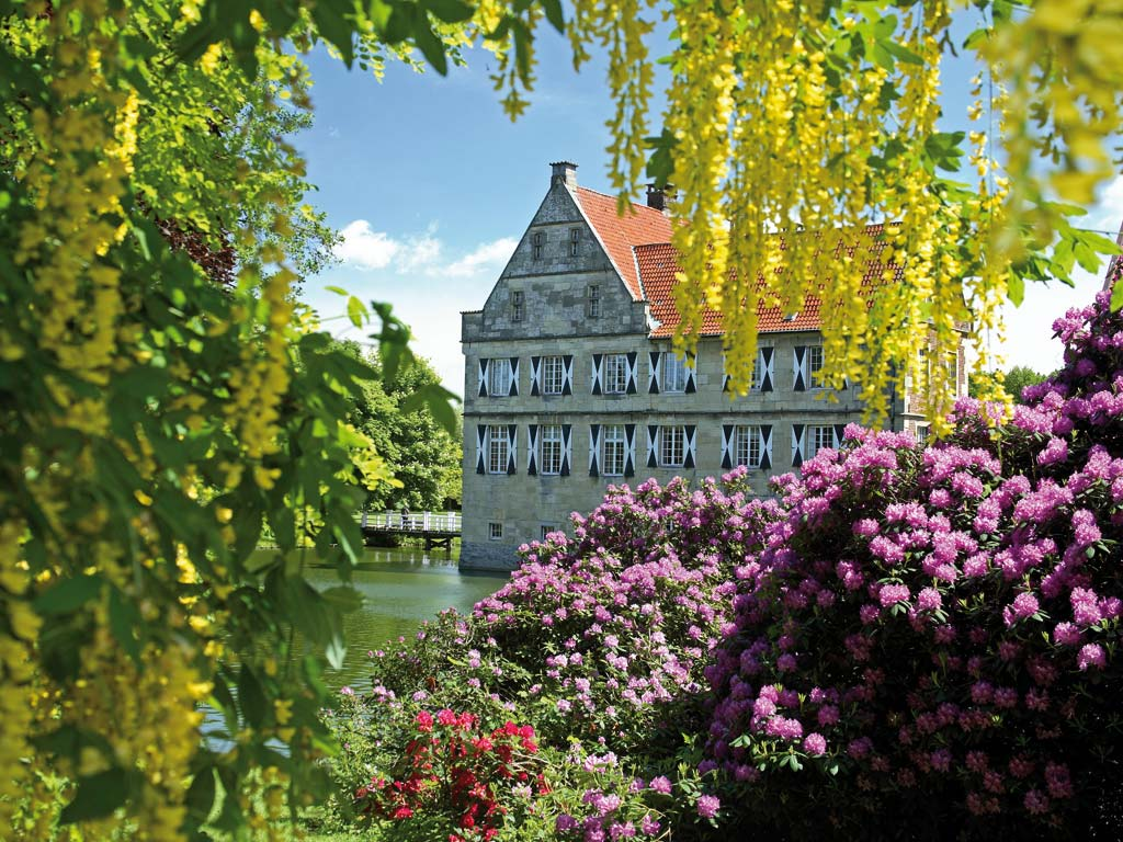 Burg Hülshoff (Foto: Harald Humberg)