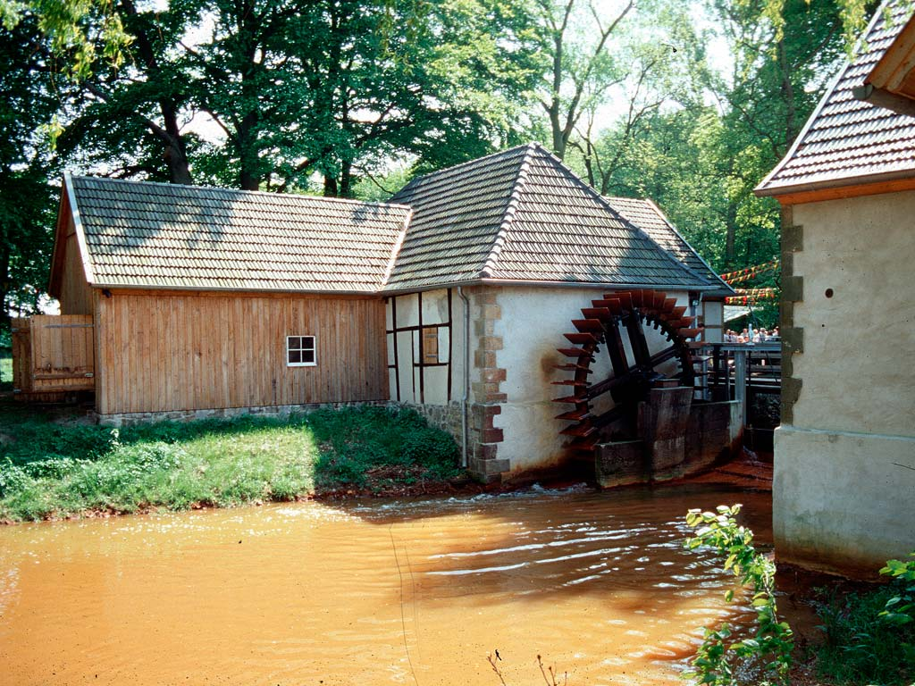 Knollmanns Mühle, Hörstel