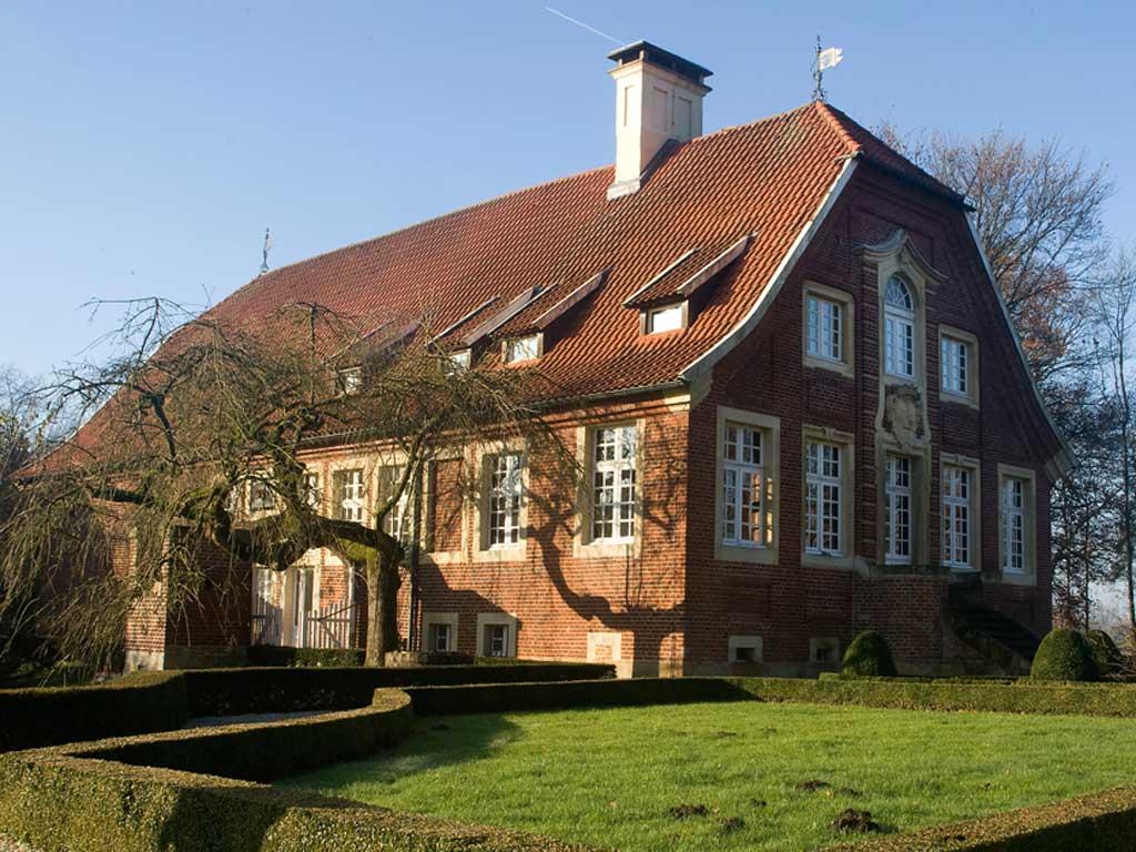 Rüschhaus, Münster (Foto: Bernd Hegert)
