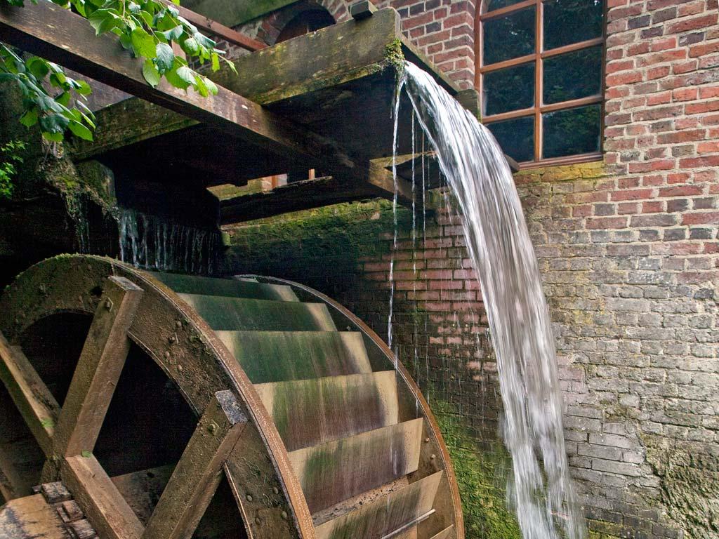 Wennings Wassermühle und Schmeddings Doppelmühle (Foto: Stefan Ziese)