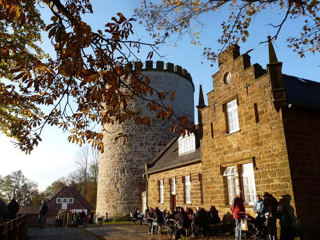 Borgholzhausen Burg Ravensberg