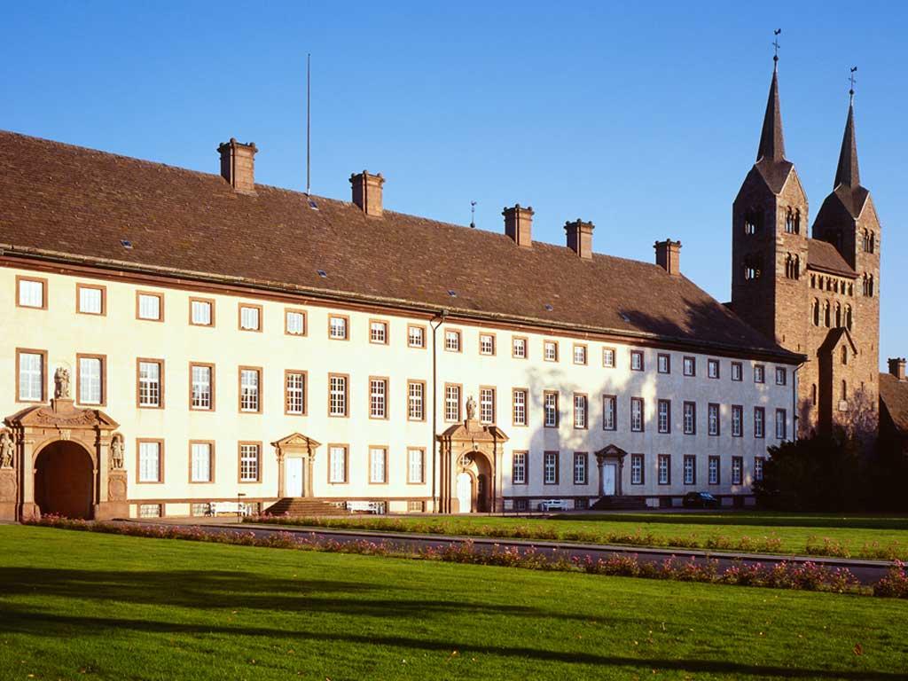 Museum Corvey, Höxter (Foto: Werner Stapelfeldt)