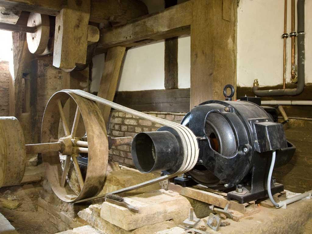 Mönckhoffsche Mühle, Porta-Westfalica (Foto: Lars Langemeier)
