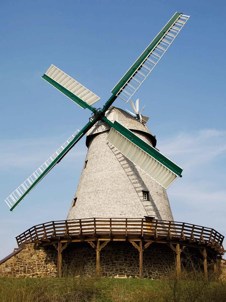 Windmühle Exter (Foto: Bernd Hegert)