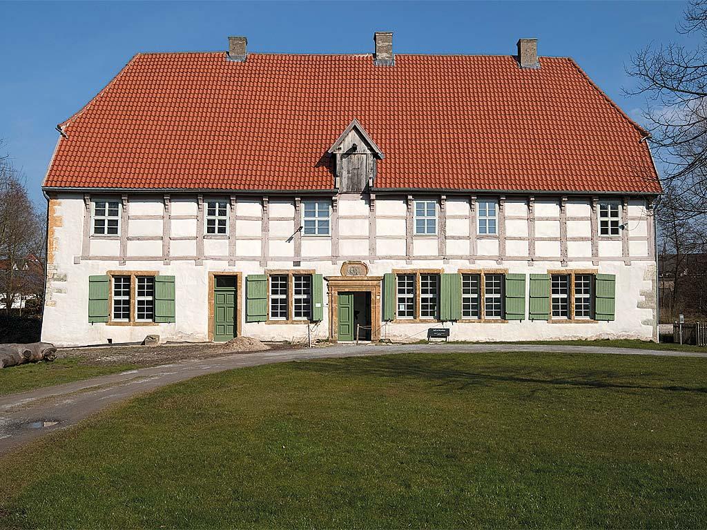 Werburg-Spenge (Foto: Bernd Hegert)