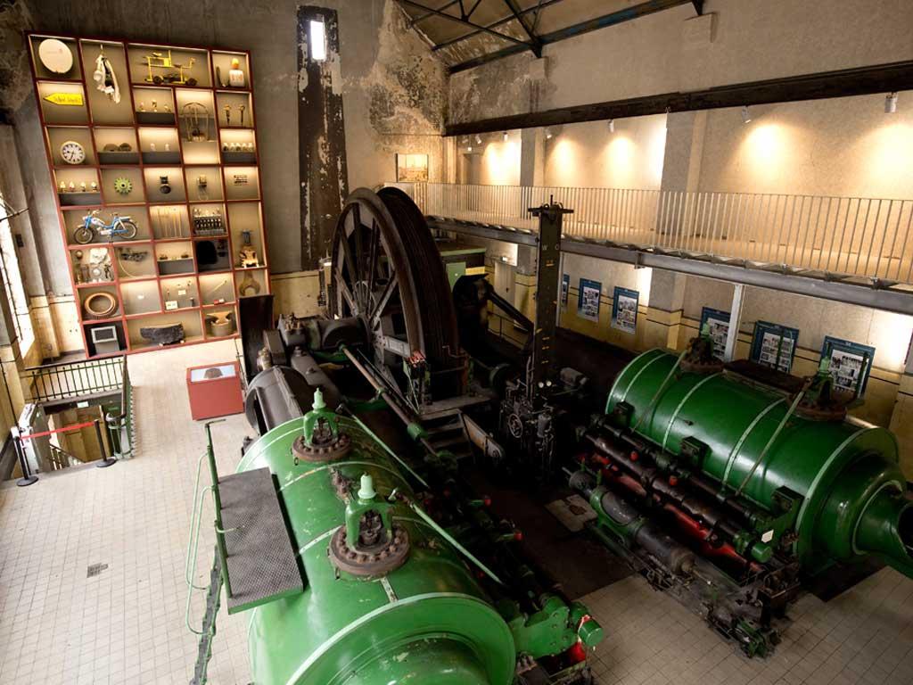 Industriedenkmal Leopold, Dorsten (Foto: Bernd Hegert)
